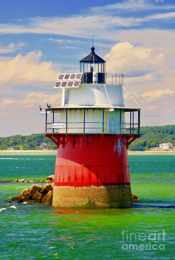 Bug Light Duxbury by Amazing Jules