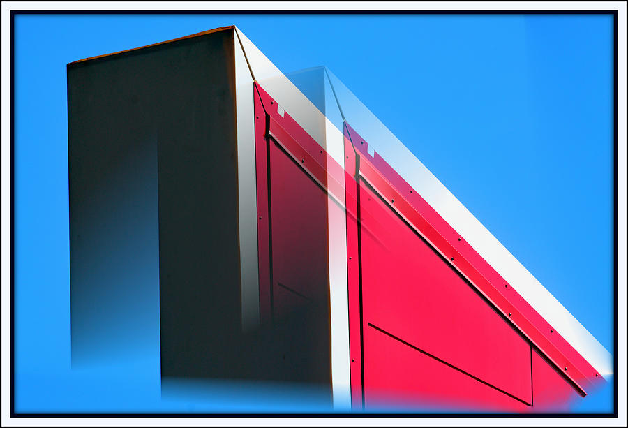 Building Abstract by Constance Lowery