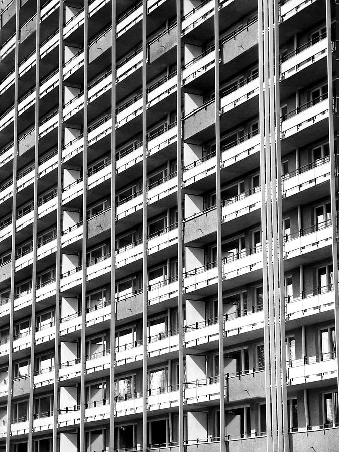 Building In Bulgaria In 1970 Photograph by Keystone-france