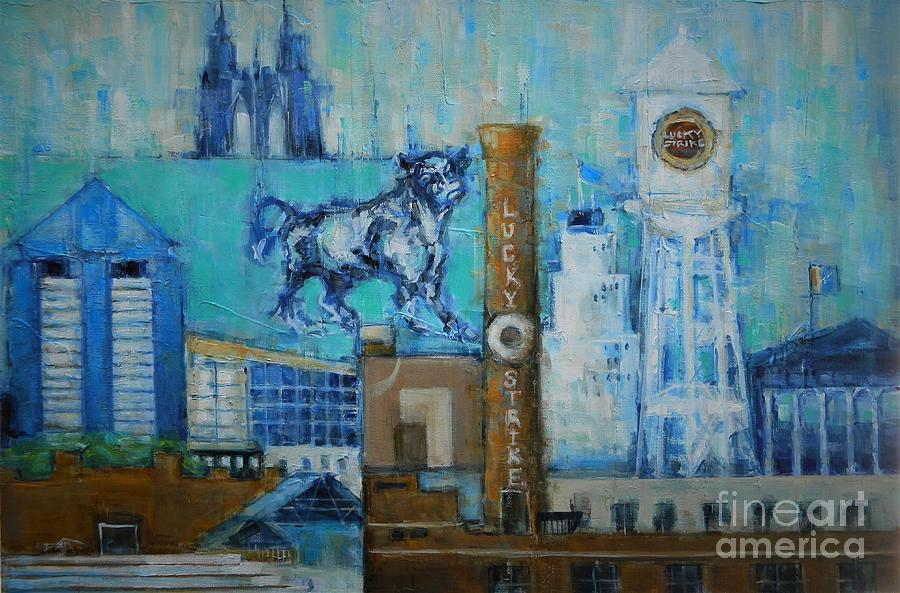 Bull Durham by Dan Campbell