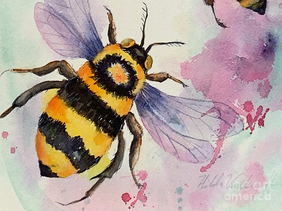 Bumble Bee by Hilda Vandergriff