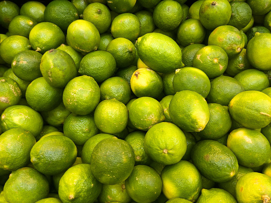 Bunch of Limes by Nathan Little