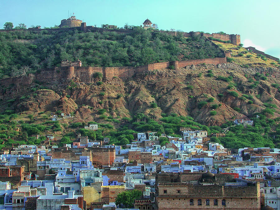 Tranquility Photograph - Bundi, Rajasthan, India by Not A Spectator But An Actor Of The Scene
