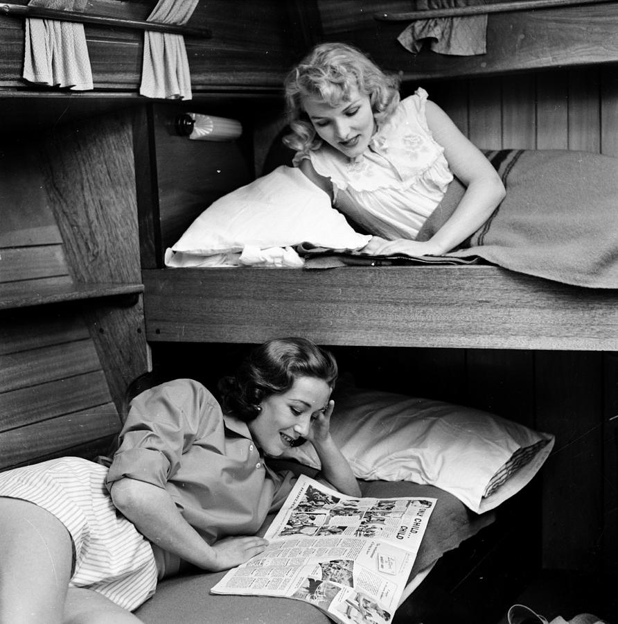 Bunk Beds Photograph by John Drysdale
