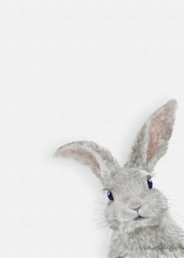 Bunny by Kathie Miller