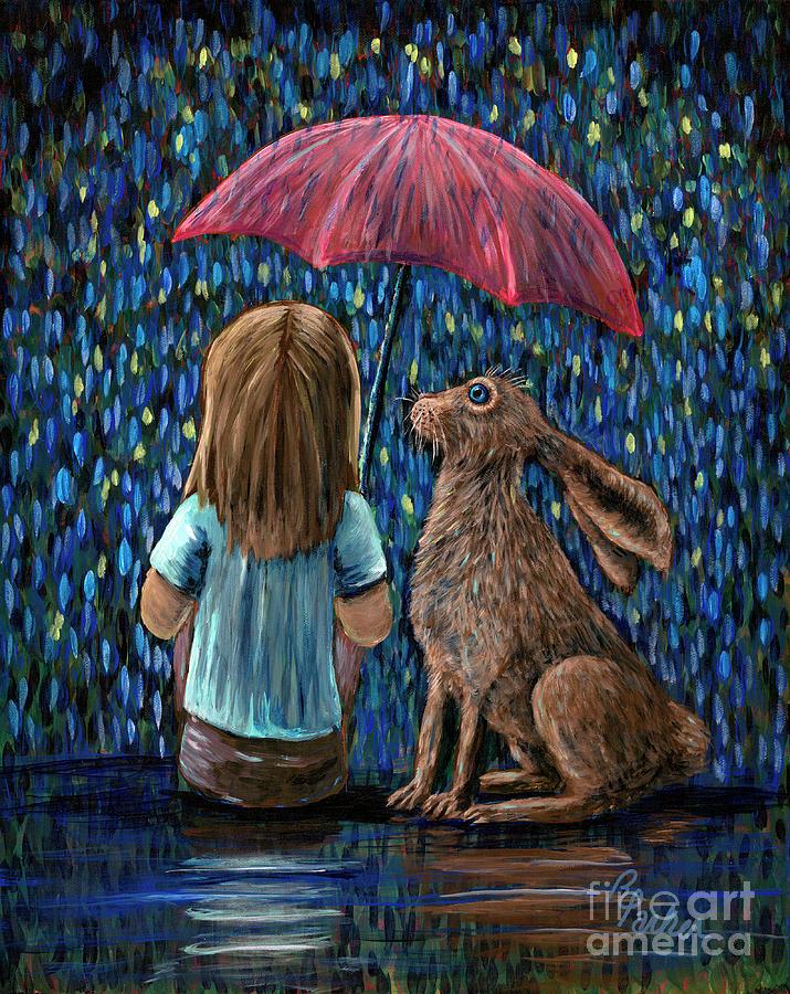 Bunny Love Series, Rainy Day by Rebecca Parker