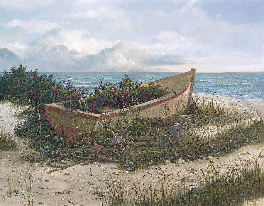 Buried Treasure by Michael Humphries