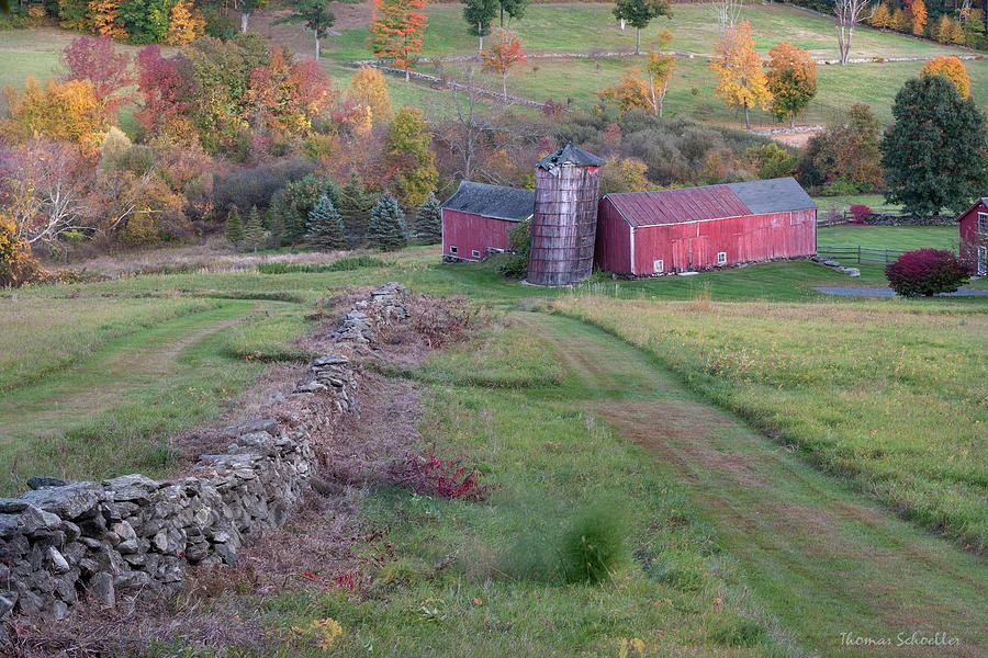 Burnett Barns by T-S Photo Art