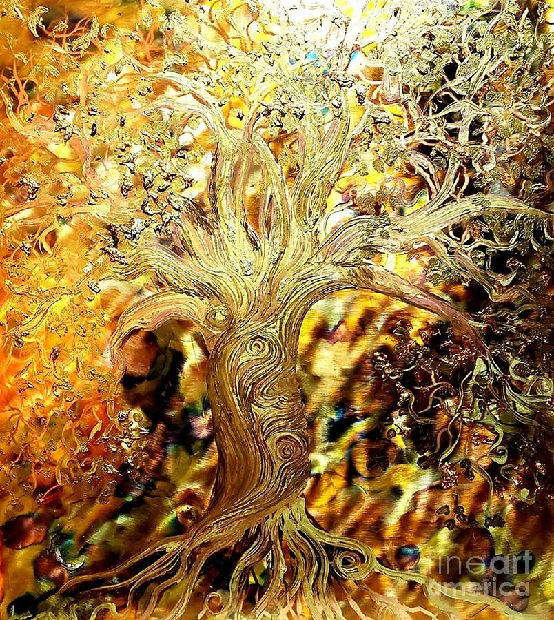 Burning Bush by Stefan Duncan