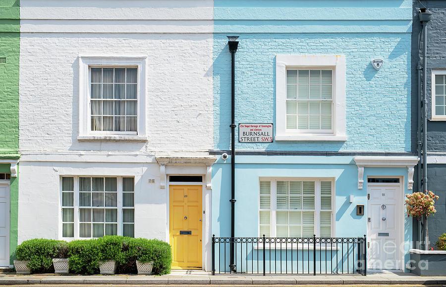 Burnsall Street Chelsea by Tim Gainey