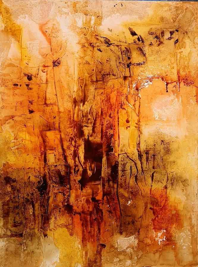 Burnt Sienna by Pat Purdy