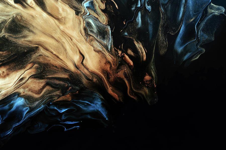 Burst of Gold by Carlene Smith