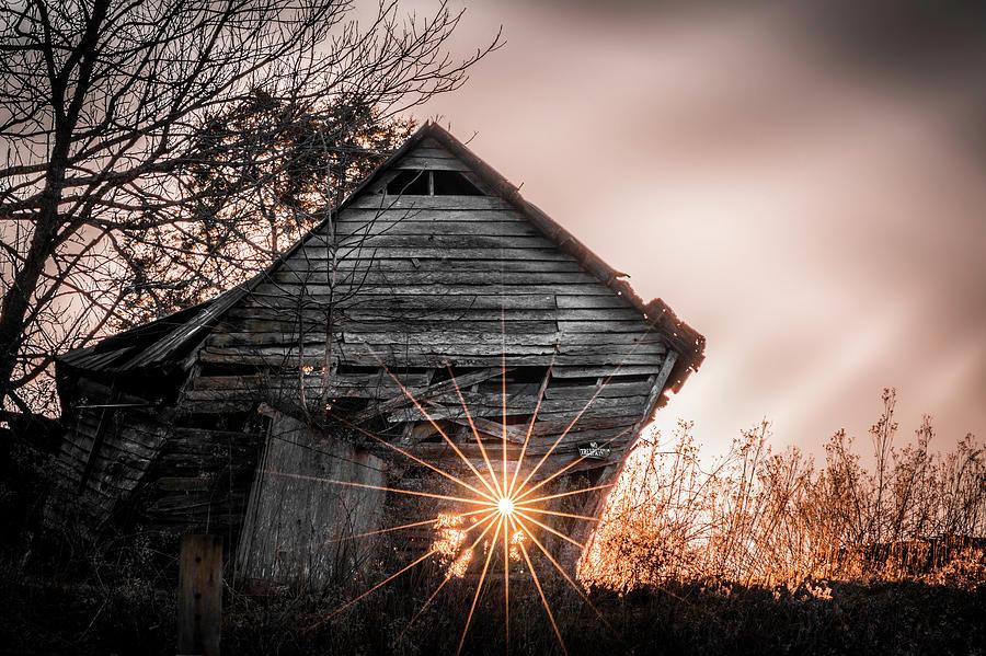 Sun Photograph - Bursting Hydrogen 2 by Jim Love