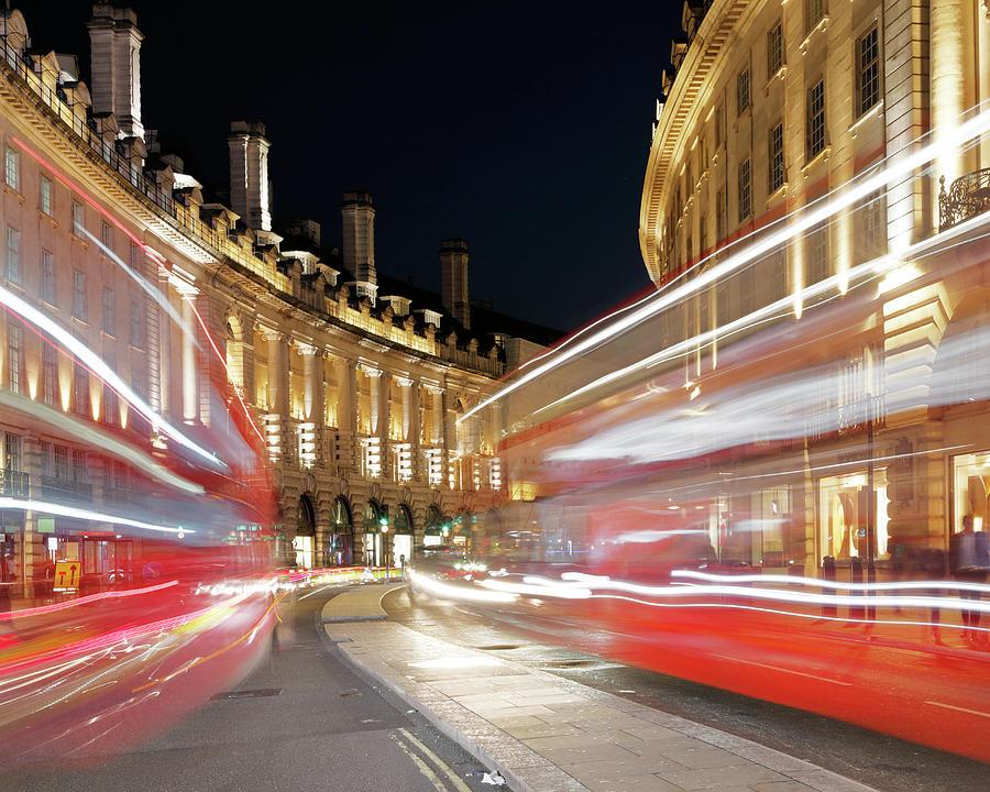 Bus Pass by Nicholas Blackwell