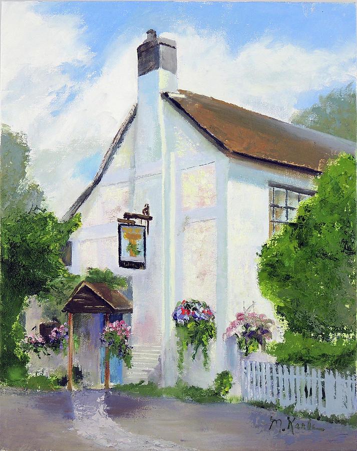 Bush Pub by Marsha Karle