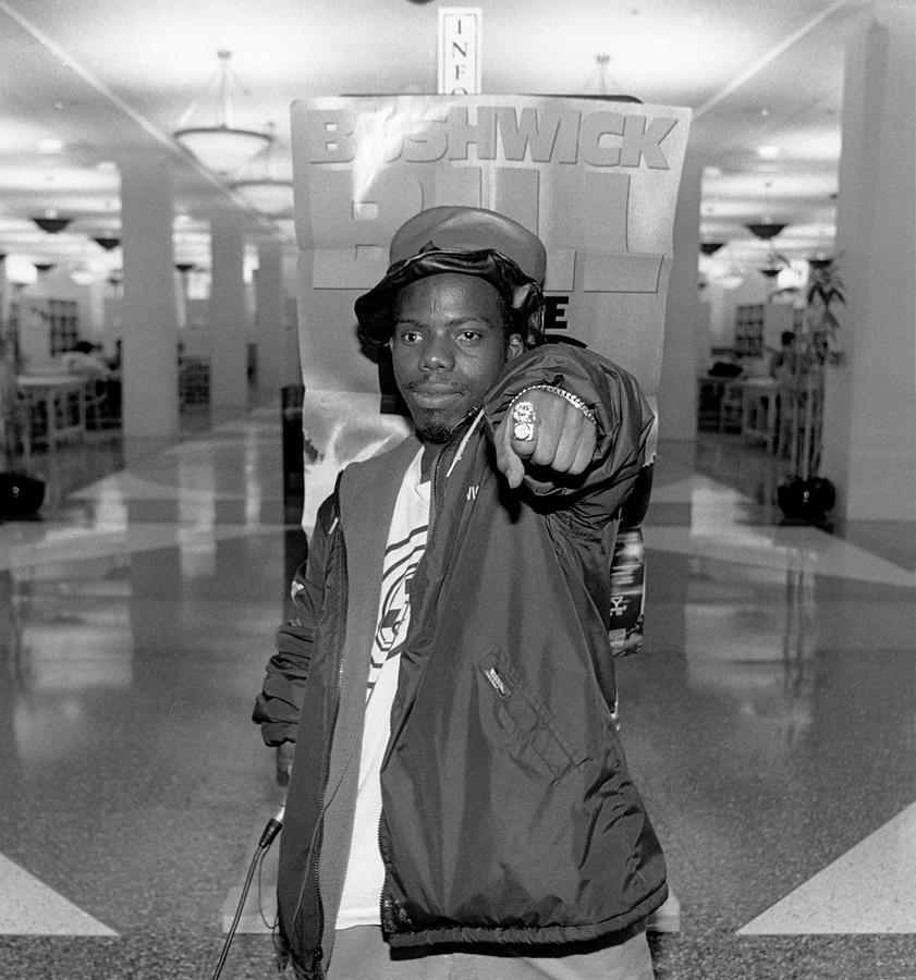 Bushwick Bill In Chicago Photograph by Raymond Boyd