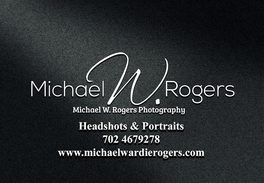 Business Card MWR by Michael Rogers