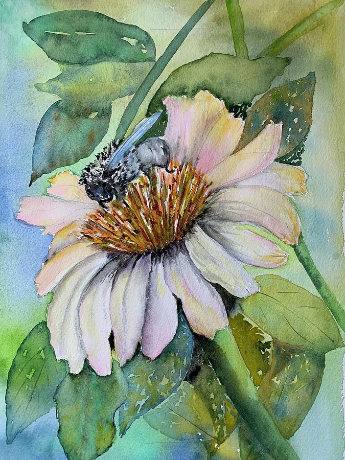 Busy Bee by Florence Ferrandino