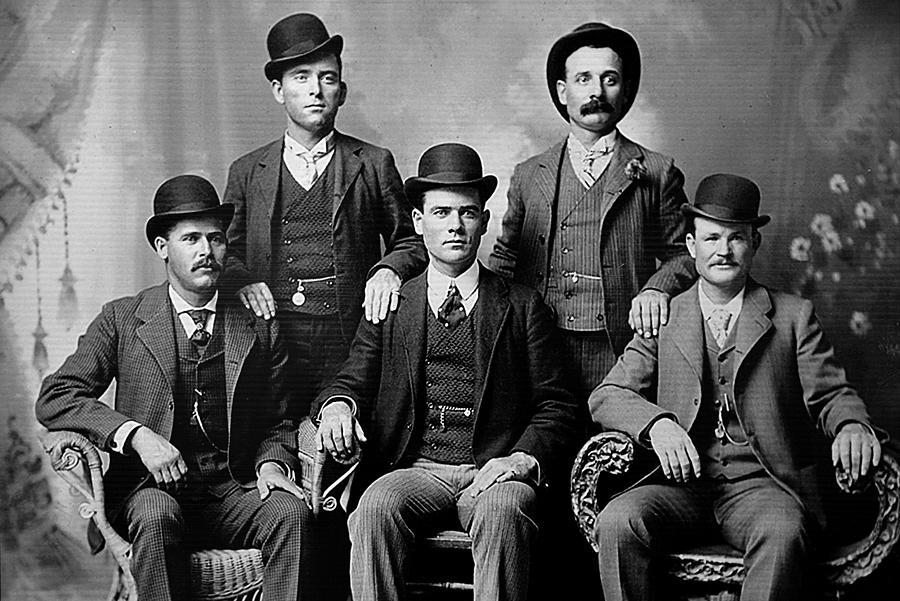Butch Cassidy's Wild Bunch by Michael Morse