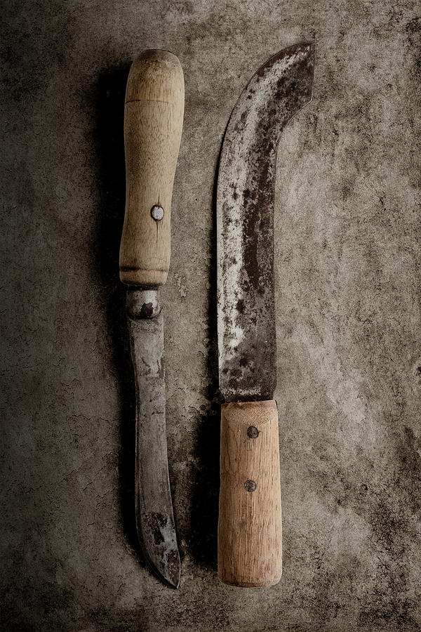 Butcher Knives by Tom Mc Nemar