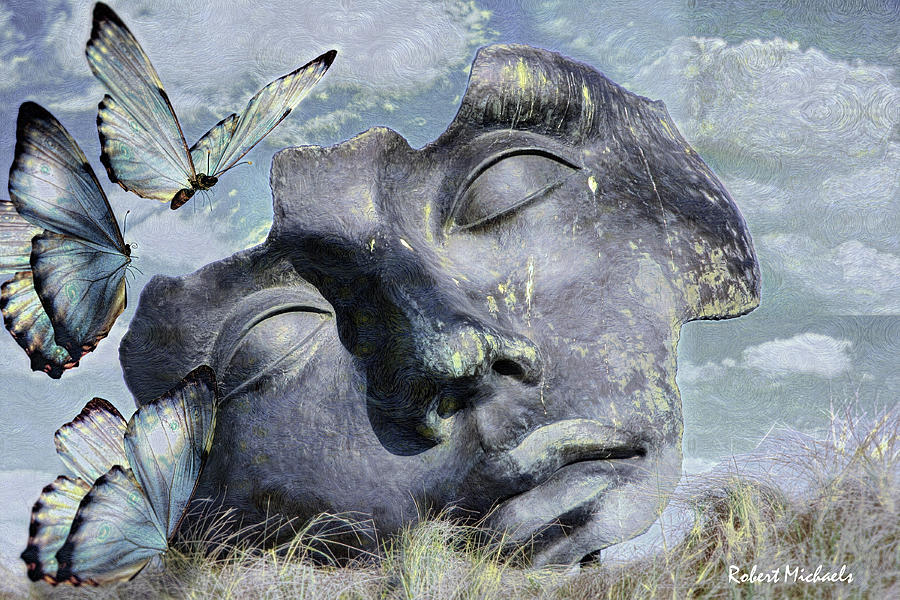 Butterflies Are Free by Robert Michaels