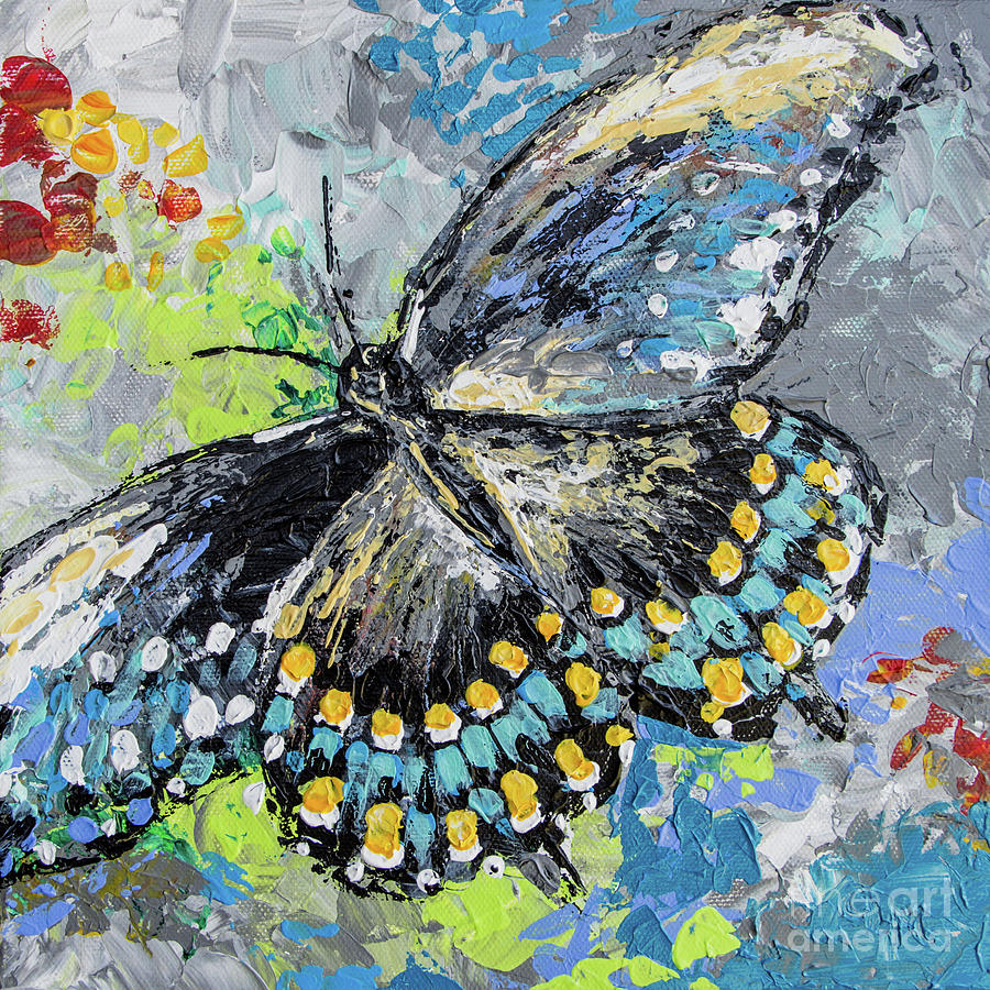 Butterfly by Cheryl McClure