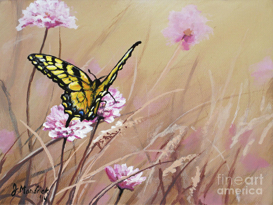 Butterfly Meadow - Part 1 by Joe Mandrick