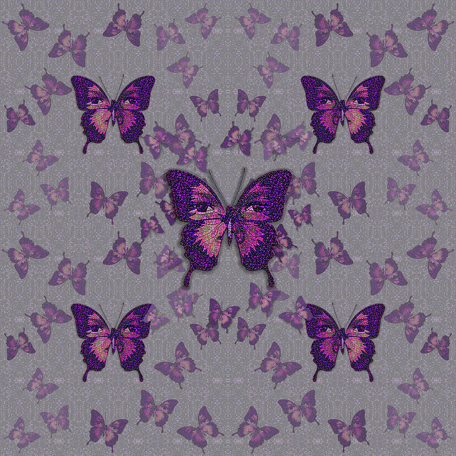 Butterfly Variation 01 by Diego Taborda