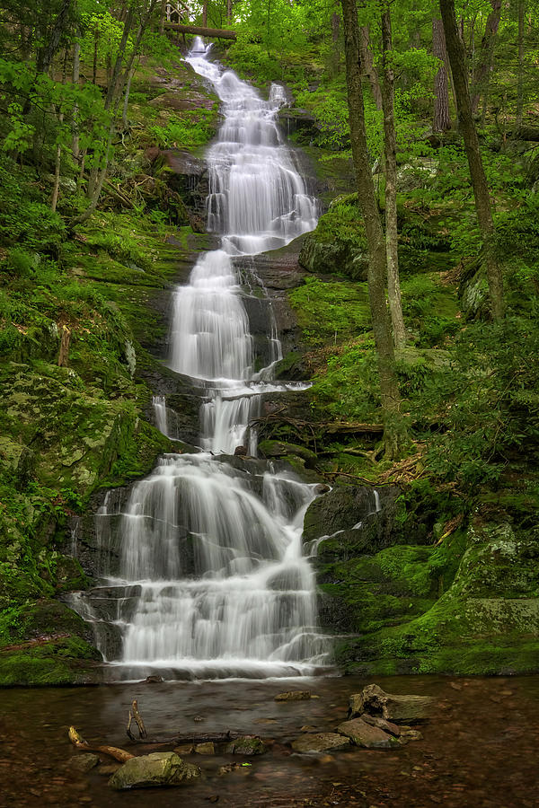 Buttermilk Falls by Susan Candelario