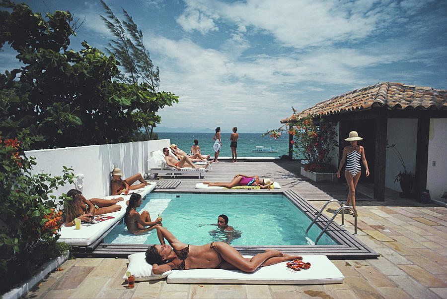 Buzios Photograph by Slim Aarons