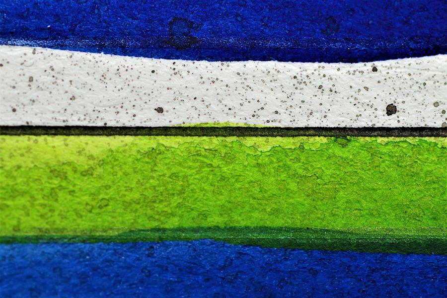 Bright Colors Painting - Bwgb by Stuart Peterman