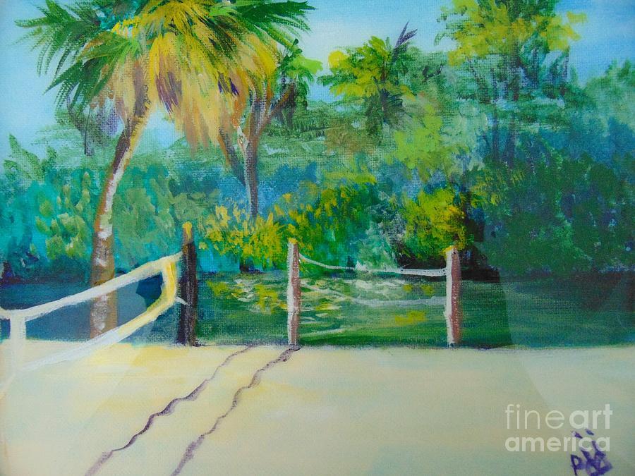 By the Bayou by Saundra Johnson