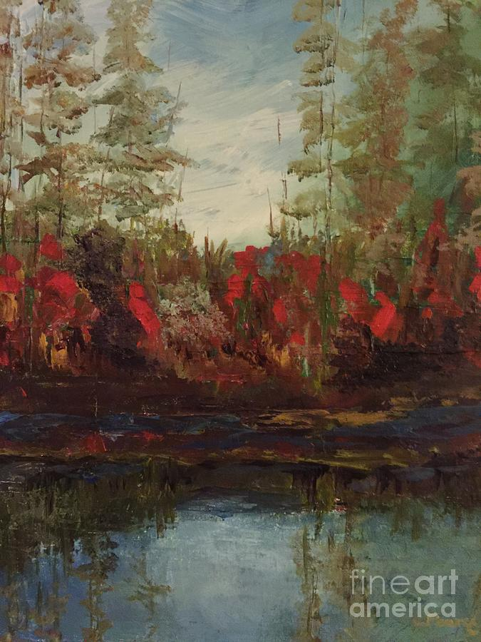 By the Falls by Connie Pearce