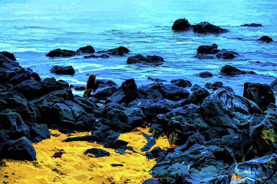 By The Sea 5 Photograph