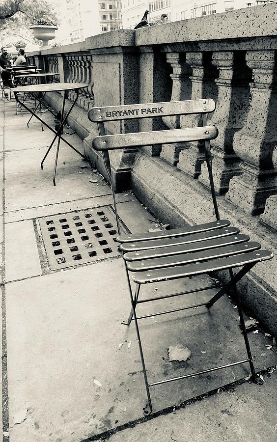 Byrant Park by Geraldine Gracia