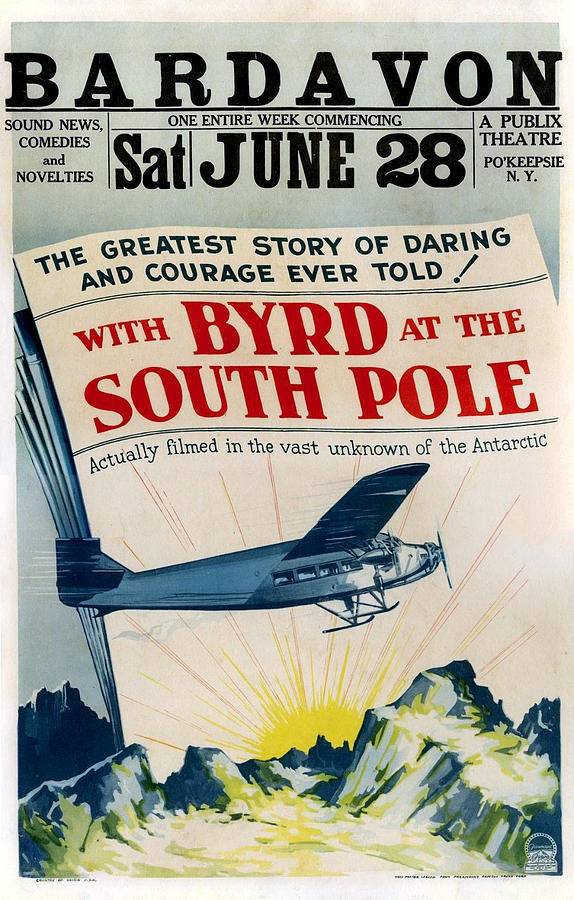 Byrd at the South Pole by Paramount Pictures