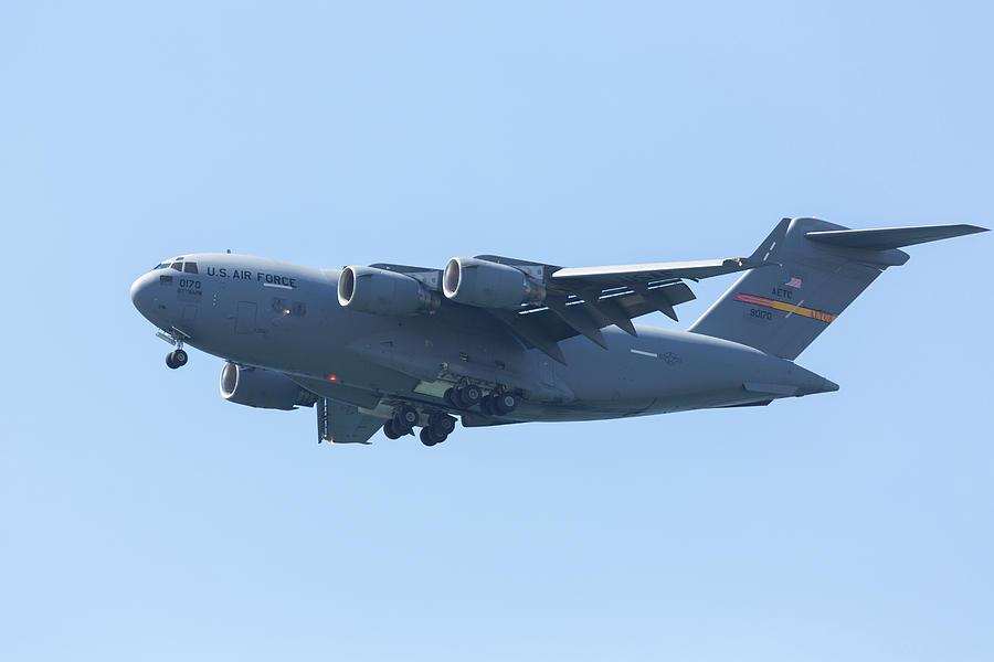 C-17 Landing Configuration by John Daly