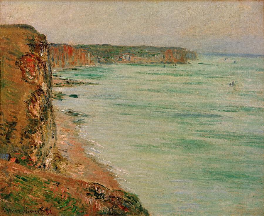 C. Monet, Calm, Fécamp by AKG Images
