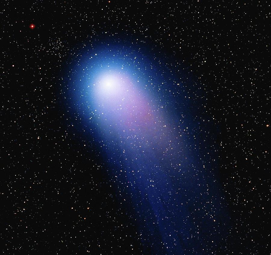 C2001 Q4 Neat Comet Photograph by Stocktrek