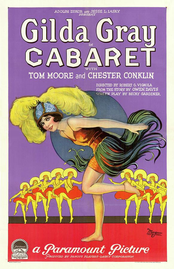 Cabaret by Gilda Grey