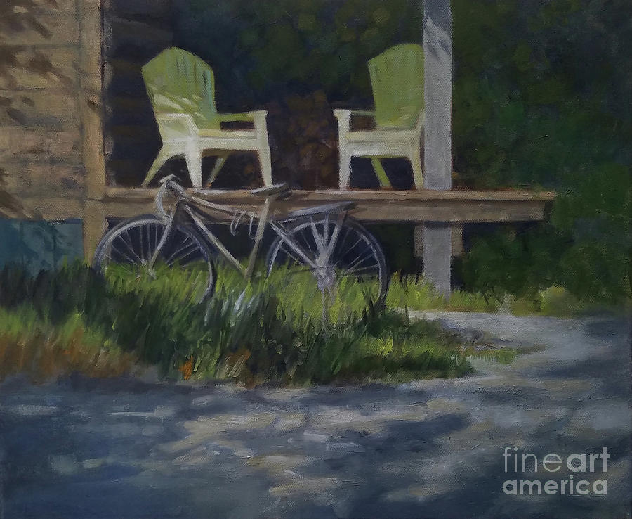 Cabin Chairs by Mary Hubley
