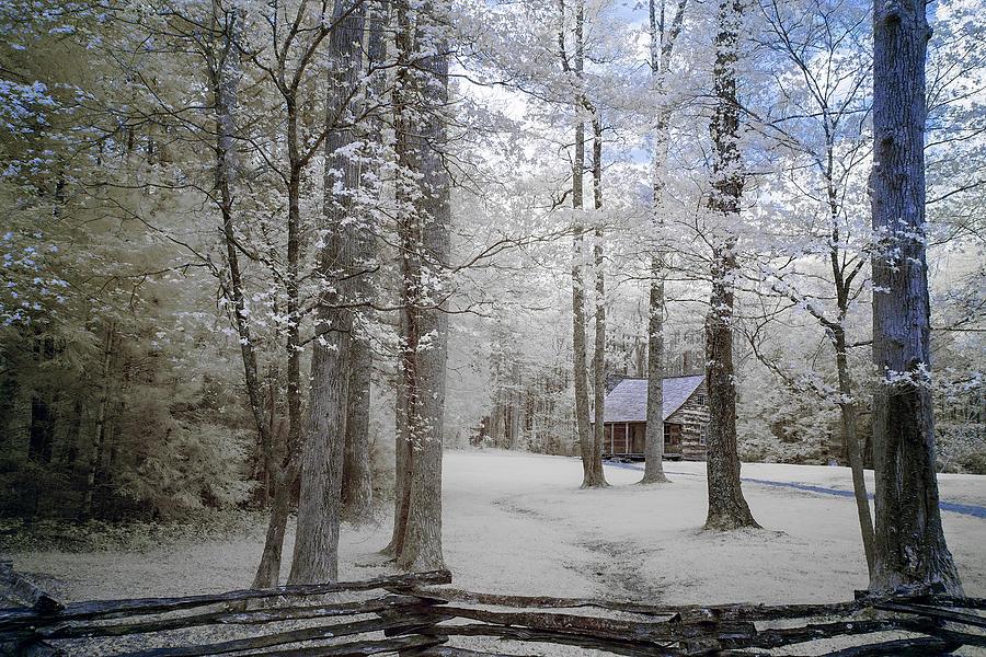 Cabin in the Smoky's II by Jon Glaser
