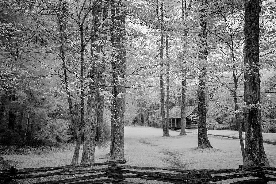 Cabin in the Smoky's III by Jon Glaser