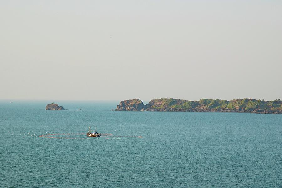 Cabo De Rama, Goa Photograph by Cranjam