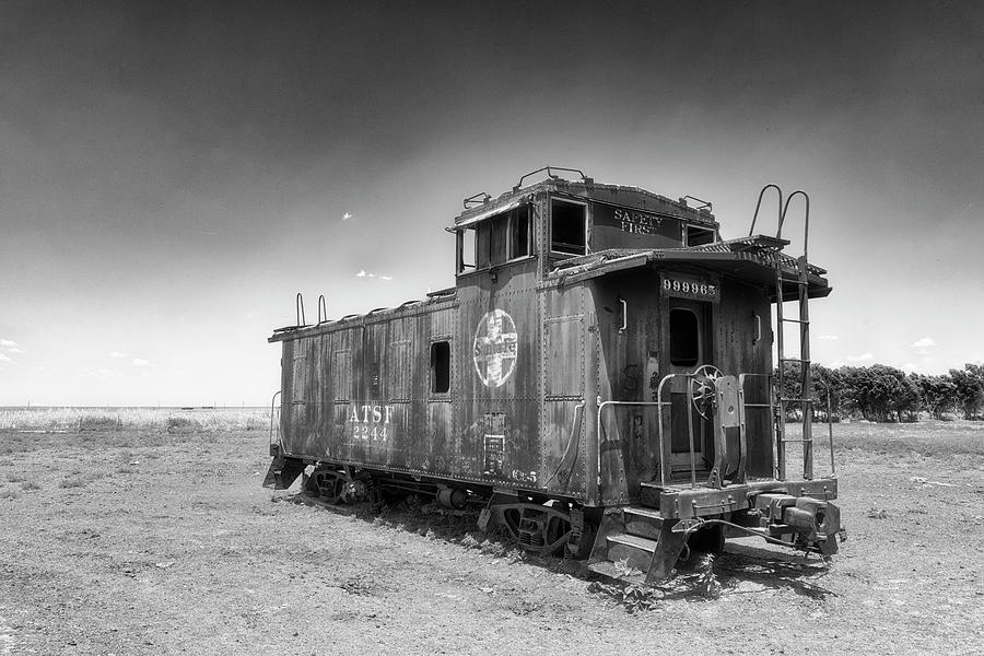 Caboose by Russell Pugh