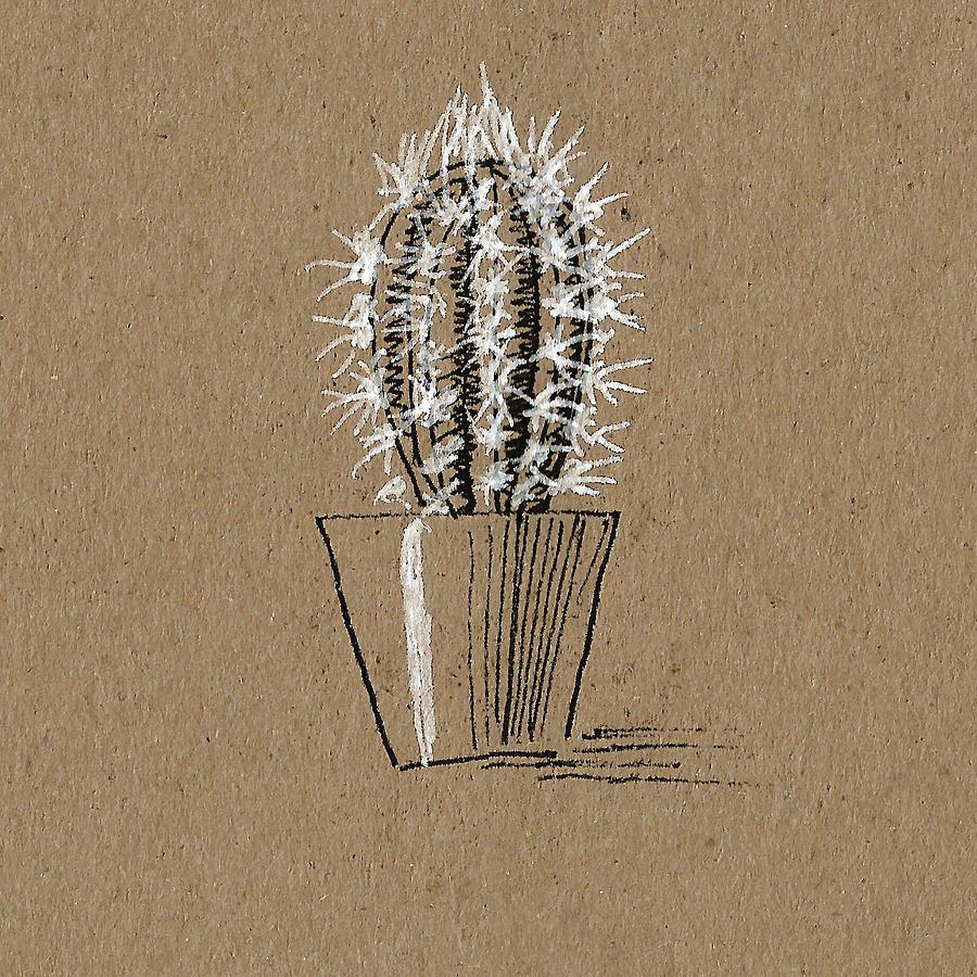 Cactus 2 by Masha Batkova
