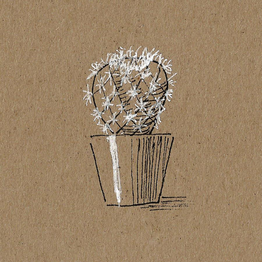 Cactus 3 by Masha Batkova
