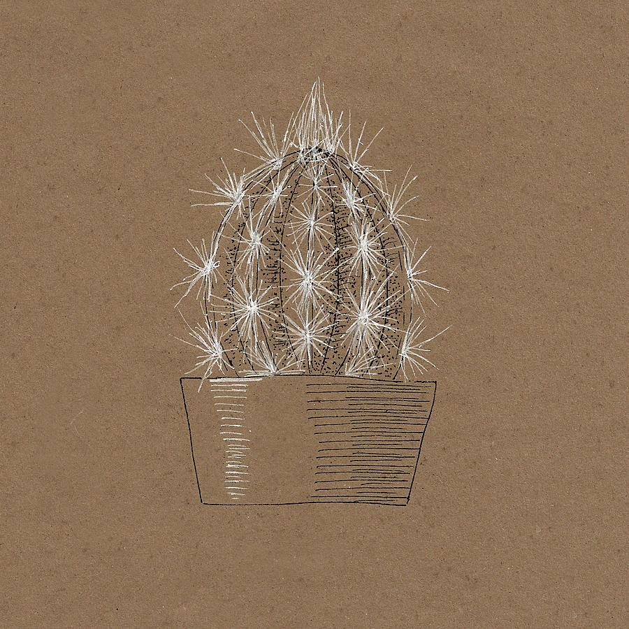 Cactus 4 by Masha Batkova