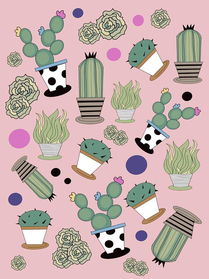 Cactus by Deborah Carrie