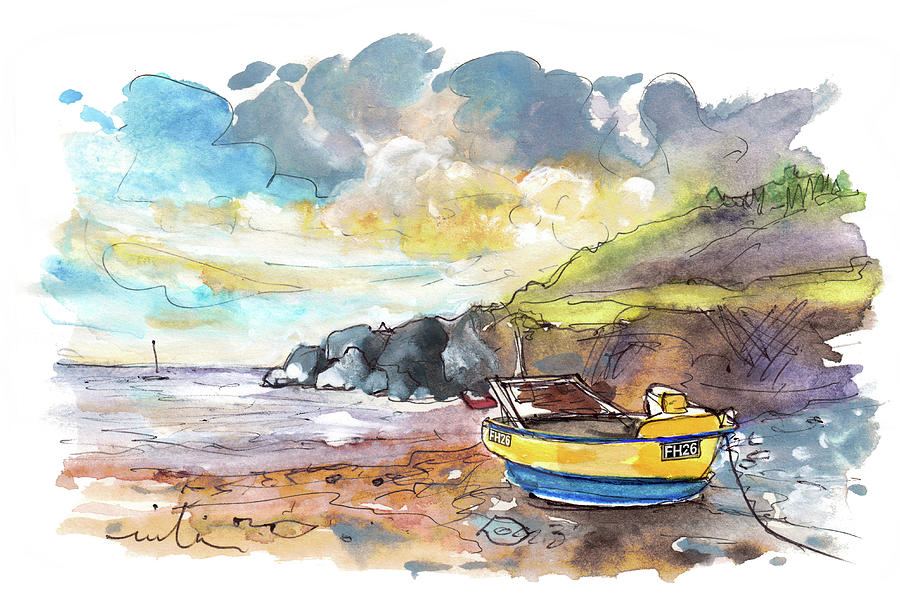 Cadgwith 02 by Miki De Goodaboom